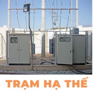 Trạm hạ thế gây ảnh hưởng đến nguồn điện - dùng máy ổn áp