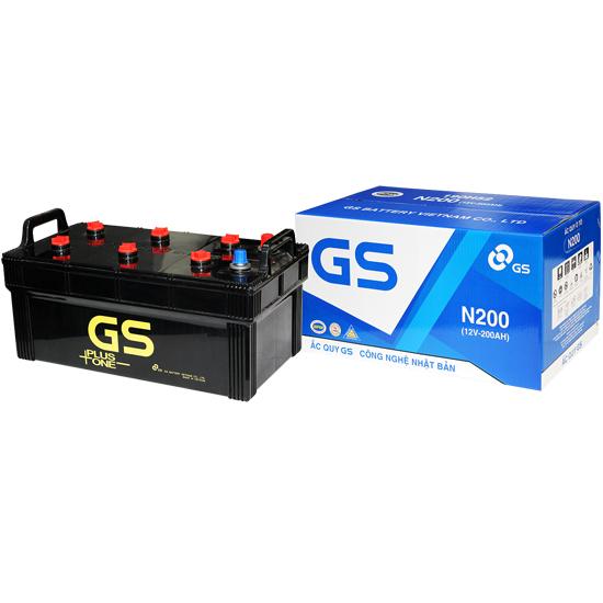 Acquy GS N200 12V 200Ah