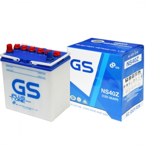 AloFix247 cung cấp Acquy GS NS40Z 12V 35Ah