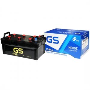 Thông số sản phẩm Acquy GS N200Z (12V - 210Ah)