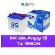Nơi bán Bình Acquy GS nước - khô tại giá tốt TPHCM