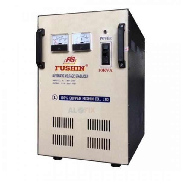 Ổn áp Fushin 10KVA dải 50V - 250V