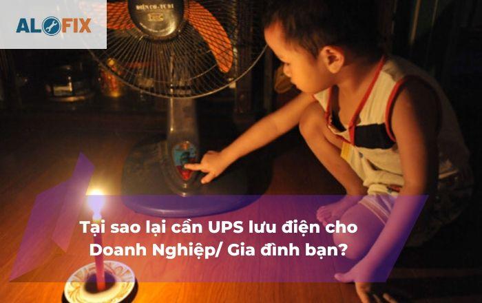 Lựa chọn UPS, Lựa chọn Acquy UPS qua 5 Câu hỏi