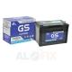 Thông tin về sản phẩm Ắc quy GS khô MF 105D31L/R (12V - 90Ah)
