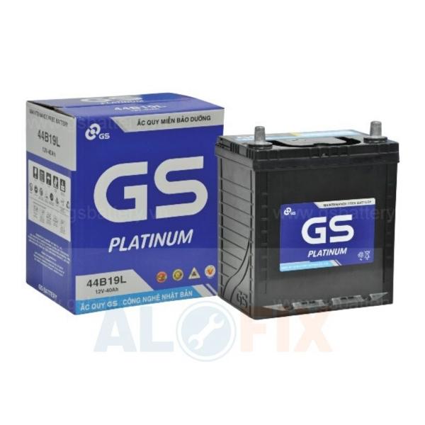 Acquy GS 12V 40Ah 44B19R/L