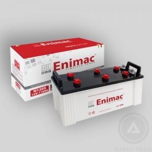 Ắc quy Enimac N120S cho ô tô, xe tải