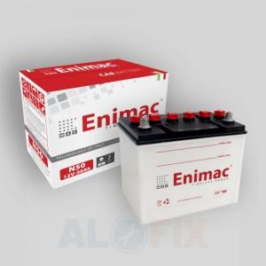 Ắc quy Enimac N50 12V-50Ah chuyên dụng Ô tô TPHCM