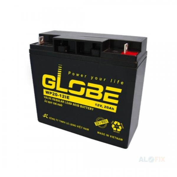 Nơi bán Acquy Globe WP20-12 12V-20Ah