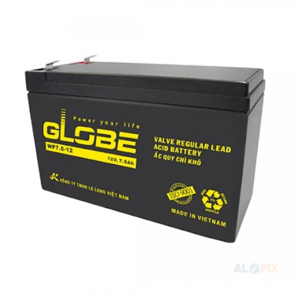 Nơi bán Acquy Globe WP7.5-12 (12V - 7.5Ah)