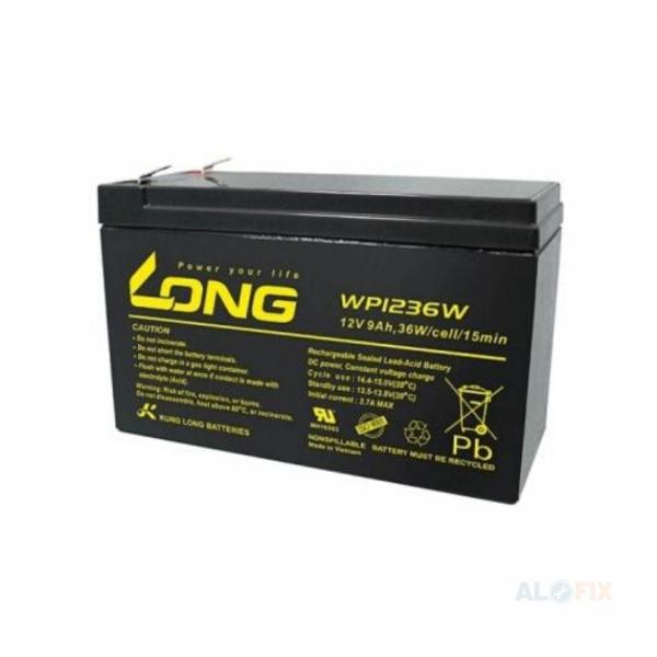 Nơi bán Acquy Long WP1236W (12V-9Ah)