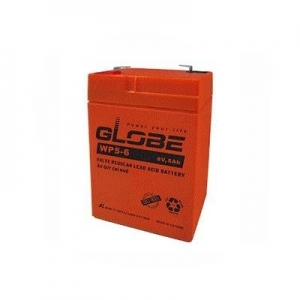 Phân phối Acquy Globe WP5-6 (6V-5Ah)