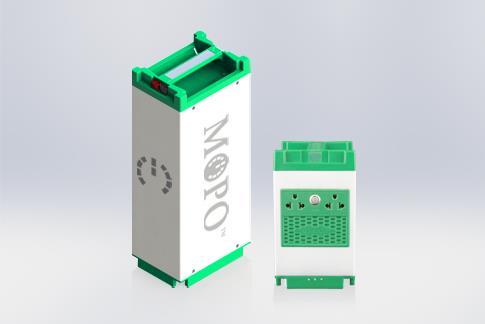 Bộ Lưu Điện UPS Mopo MAX & Mopo Inverter 500W 960Wh