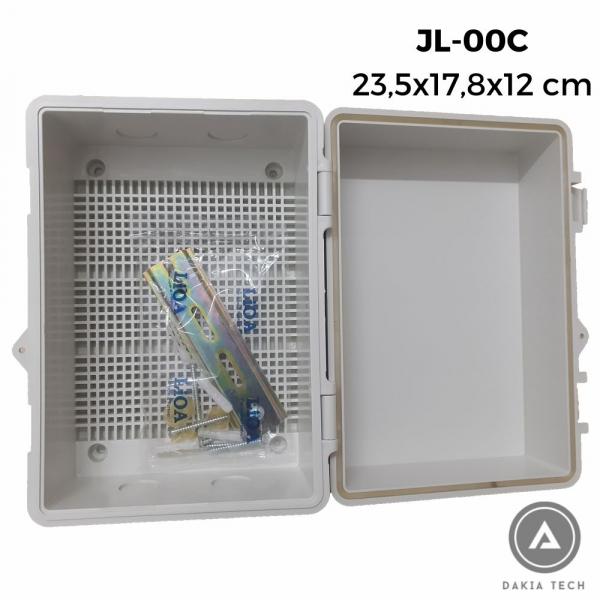 Nơi bán Tủ nhựa Lioa JL-00C 23.5x17.8x12 cm