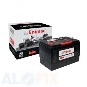 ắc quy Enimac CMF 31S800 12V-100Ah