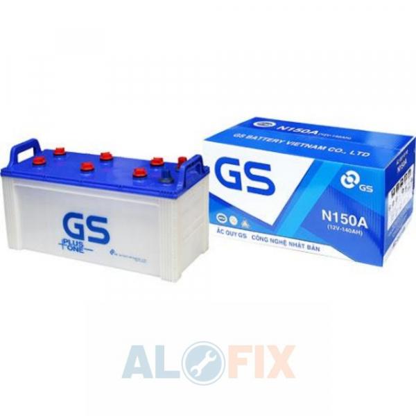 Ắc quy GS N150A (12V - 140Ah)