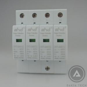 Chống sét lan truyền AC 4P 40A 3P+N- Imax 40k