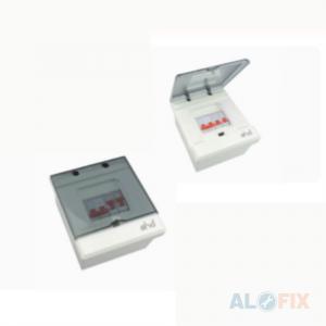 Tủ điện 5-7 module nhựa ABS