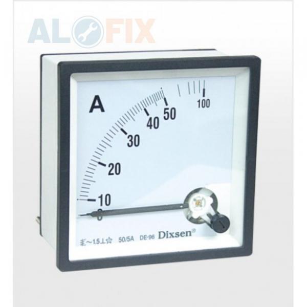 Đồng hồ đo Ampe CNC 72×72