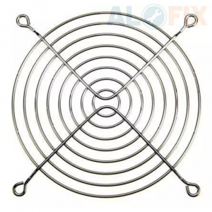 Lưới quạt hút tủ điện 1 tấc 2