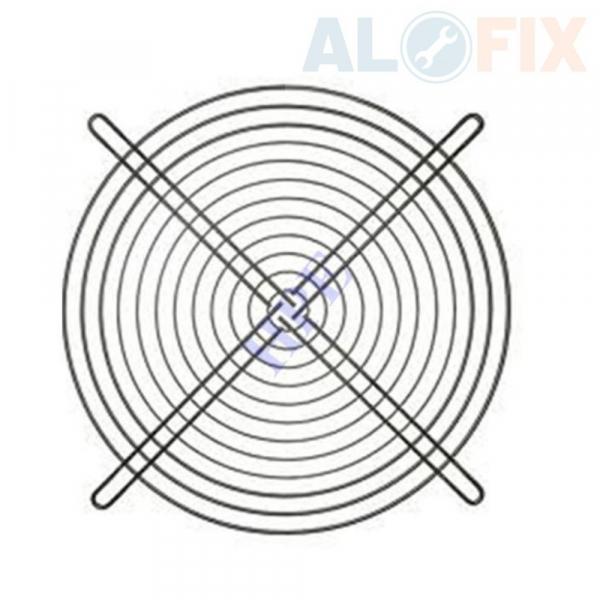 Lưới quạt hút tủ điện 1 tấc 5