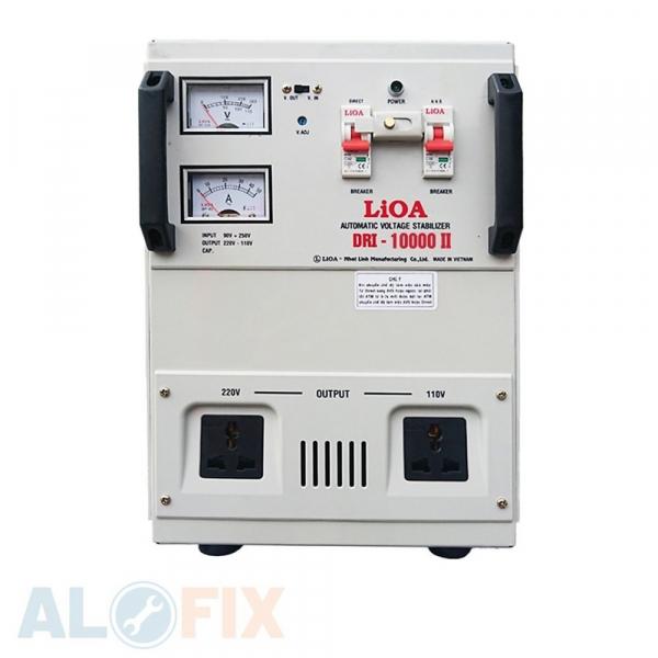 Ổn áp LIOA 10KVA DRI (90V-250V)