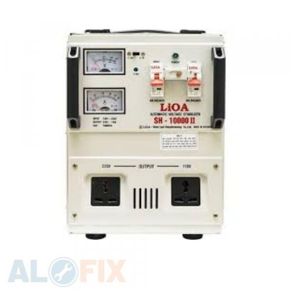Ổn áp LIOA 10KVA SH (150V-250V)