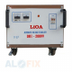 Ổn áp LIOA 20KVA DRII (50V-250V)