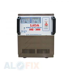 Ổn áp LIOA 3KVA DRII (50V-250V)