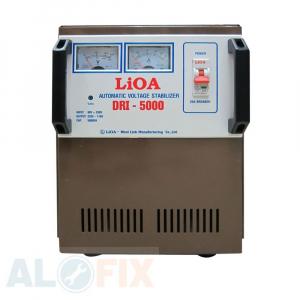 Ổn áp LIOA 5KVA DRI (90V-250V)