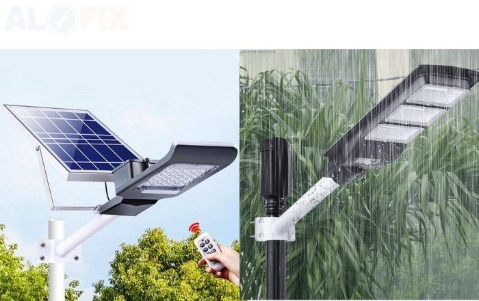 đèn năng lượng có chỉ số chống nước (IP) cao