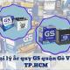 đại lý ắc quy GS quận Gò Vấp TPHCM