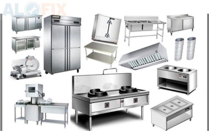 inox 430  sử dụng trong lĩnh vực gia dụng nhà bếp
