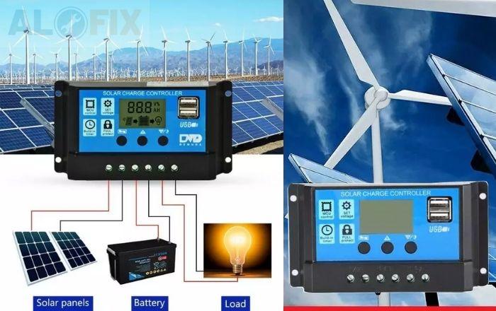 Công dụng của bộ điều khiển sạc năng lượng mặt trời
